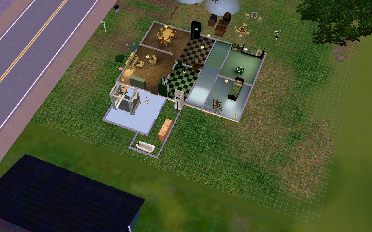Legacy The Sims 3
